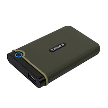 2TB USB 3.1 External Hard Drive (Military Green) Image 0