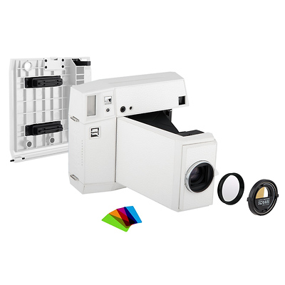Lomo'Instant Square Glass Combo (White Edition) Image 0