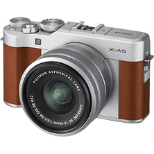 X-A5 Mirrorless Digital Camera w/ 15-45mm Lens - Brown - Open Box Image 0