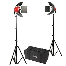 LadyBug 1000 LED 2-Light Kit with Case Image 0