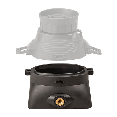 HoodLoupe 3 In. Base for LCD Screens Image 0