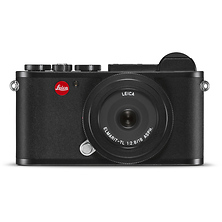 CL Mirrorless Digital Camera with 18mm Lens (Black) Image 0