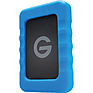 4TB G-DRIVE ev RaW USB 3.1 Gen 1 Hard Drive with Rugged Bumper Thumbnail 0