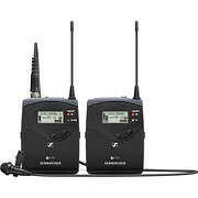 ew 112P G4 Camera-Mount Wireless Microphone System with ME 2-II Lavalier Mic A: (516 to 558 MHz)