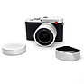 Q (Typ 116) Digital Camera (Silver Anodized) - Open Box