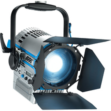L7-C LE2 LED Fresnel (Silver/Blue, Manual Mount) Image 0
