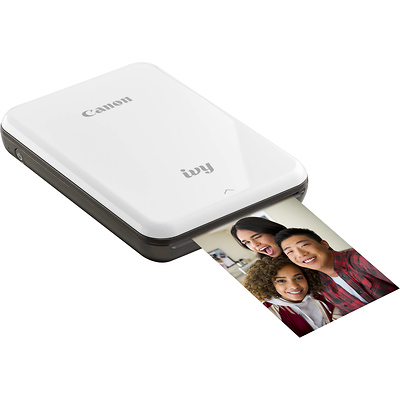 IVY Mini Mobile Photo Printer (Slate Gray) Image 0