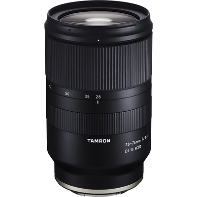 28-75mm f/2.8 Di III RXD Lens for Sony E Image 0