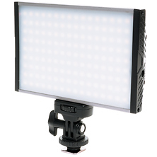 CINE-TRAVELER Bi-Color On-Camera LED Light Image 0