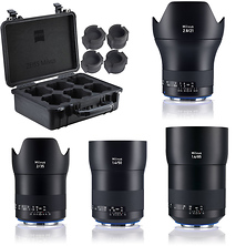 Milvus Lens Bundle for Canon EF Image 0
