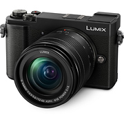 Lumix DC-GX9 Mirrorless Micro Four Thirds Digital Camera with 12-60mm Lens (Black)