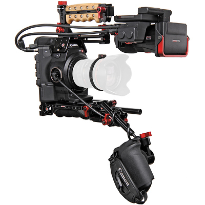 Cinema EOS C300 Mark II with Zacuto Z-Finder Kit (EF Mount) Image 0