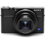 Cyber-shot DSC-RX100 VI Digital Camera (Black)