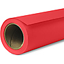Widetone Seamless Background Paper (#8 Primary Red, 86 in. x 36 ft.)