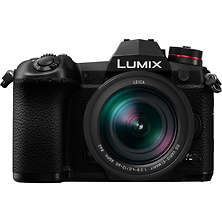 Lumix DC-G9 Mirrorless Micro Four Thirds Digital Camera with 12-60mm Lens Image 0