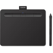 Intuos Bluetooth Creative Pen Tablet (Small, Black) Image 0