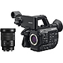 PXW-FS5M2 4K XDCAM Super35mm Compact Camcorder with 18 to 105mm Zoom Lens