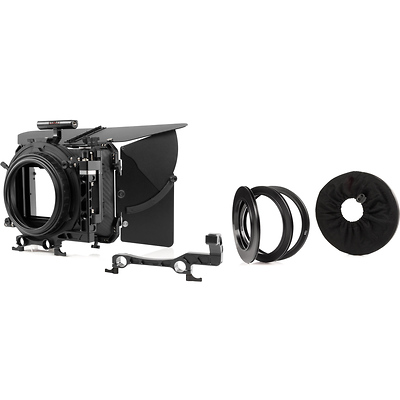 4 X 5.6 Carbon Fiber Swing-Away Matte Box 15Mm/19Mm Rod Mount Image 0