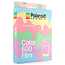 Color 600 Instant Film (8 Exposures, 600 Ice Cream Pastels Edition)