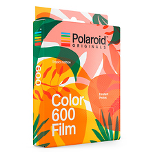Color 600 Instant Film (8 Exposures, Tropicalia Edition) Image 0