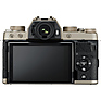 X-T100 Mirrorless Digital Camera Body (Champagne Gold) Thumbnail 2