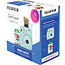 INSTAX Mini 9 Holiday Bundle (Ice Blue)