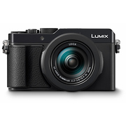 Lumix DC-LX100 II Digital Camera (Black)