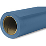 Widetone Seamless Background Paper (#64 Blue Jean, 86 in. x 36 ft.)