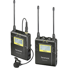 UWMIC9 RX9 + TX9, 96-Channel Digital UHF Wireless Lavalier Mic System (514 to 596 MHz) Image 0