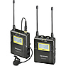 UWMIC9 RX9 + TX9, 96-Channel Digital UHF Wireless Lavalier Mic System (514 to 596 MHz)