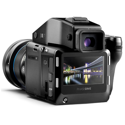 XF Medium Format DSLR Camera with 45mm LS Lens & IQ4 150MP Digital Back Image 0