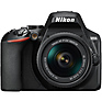 D3500 Digital SLR Camera with 18-55mm Lens (Black)