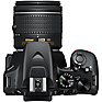 D3500 Digital SLR Camera with 18-55mm and 70-300mm Lenses (Black) Thumbnail 7