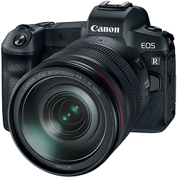 Canon EOS R Mirrorless Digital Camera with 24-105mm Lens Image