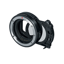 Drop-In Filter Mount Adapter EF-EOS R with Drop-In Circular Polarizing Filter A Image 0