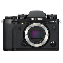 X-T3 Mirrorless Digital Camera Body (Black) Image 0