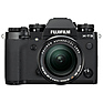 X-T3 Mirrorless Digital Camera with 18-55mm Lens (Black)