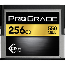 256GB CFast 2.0 Memory Card Image 0