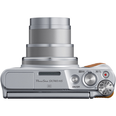 Canon Powershot Sx740 Hs Digital Camera Silver