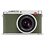 Q (Typ 116) Digital Camera (Khaki)