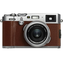 X100F Digital Camera (Brown) Image 0