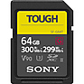 64GB SF-G Tough Series UHS-II SDXC Memory Card