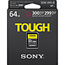64GB SF-G Tough Series UHS-II SDXC Memory Card Thumbnail 1