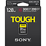 128GB SF-G Tough Series UHS-II SDXC Memory Card Thumbnail 1