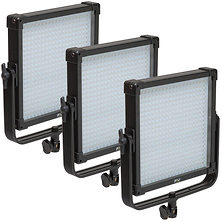 K4000 SE Daylight LED Studio Panel 3-Light Kit Image 0