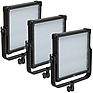 K4000 SE Daylight LED Studio Panel 3-Light Kit