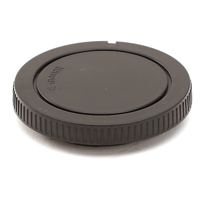 Body Cap for Sony E-Mount Cameras Image 0