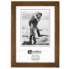 5 x 7 in. Concepts Wood Picture Frame (Chestnut) Image 0