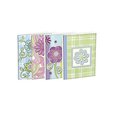 4 x 6 in. Floral Bragbooks (Holds 24 Photos) Image 0