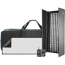 Flex Cine DMX Bi-Color LED Mat Single Light Fixture Kit (1 x 3 ft.) Image 0
